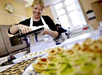 Nottingham outdoors Catering